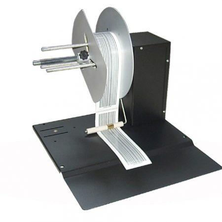 DPR RP-150 Rebobinador Externo de etiquetas