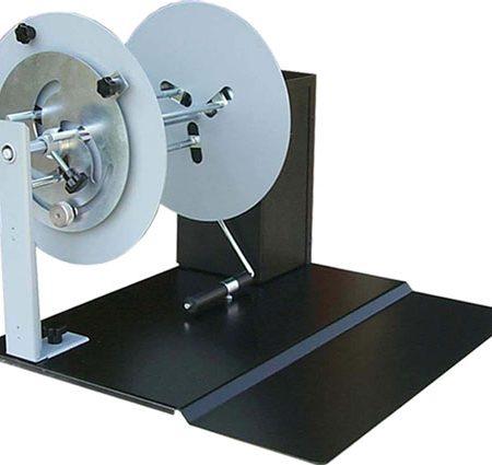 DPR RP-200 Rebobinador Externo de etiquetas