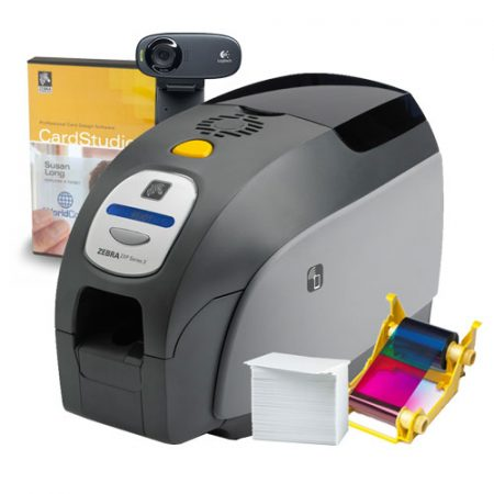 Impresoras de Tarjeta Plástica PVC