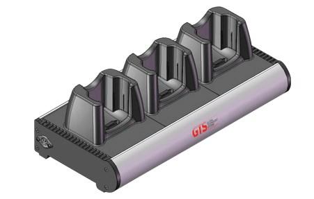 HCH-3030-CHG Cuna Cargador 3 baterias para Zebra MC3000 MC3100
