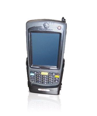 HCH-7010VL-CHG Cargador de viaje para Zebra MC70 MC75