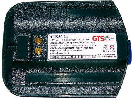 HCK30-LI Bateria para Intermec CK30