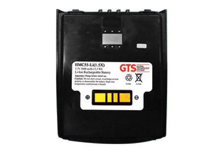 HMC55-LI 1.5X Bateria para Zebra MC55 MC65