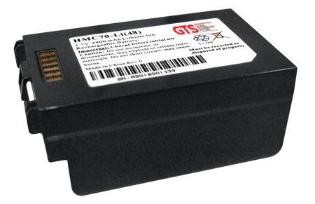 HMC70-LI 48 Bateria 4800mAh para Motorola MC70 MC75