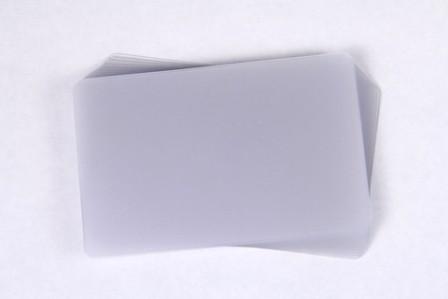 Caja Tarjeta Plastica PVC Zebra Premier Card writable black 104523-117