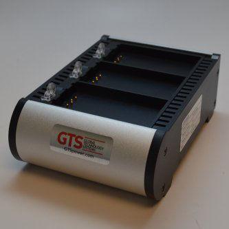 HCH-3003-CHG Cargador 3 baterias para Zebra MC3000 MC3100