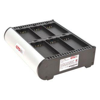 HCH-3006-CHG Cargador 6 baterias para Zebra MC3000 MC3100
