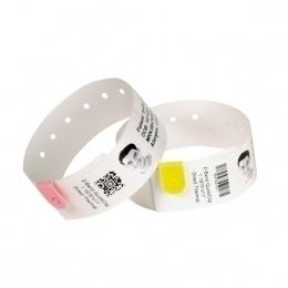 Caja Zebra Etiqueta Brazalete 10007746K Z-Band Direct neonatal