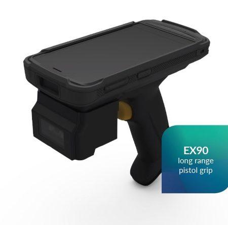 EX90 Pistol grip for long range scanning for MT90 series