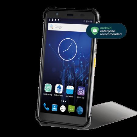 """PDA Newland NFT10 Pilot Pro pantalla táctil robusta de 5.7 """" 2D CMOS imager  & BT, Wi-Fi (dual band), 4G, GPS, Camera"""