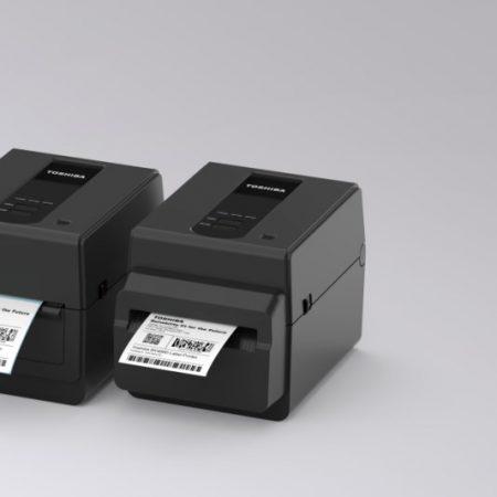 BV420D-GL Toshiba Tec Impresora de Sobremesa Linerless 200dpi con cortador (negra)