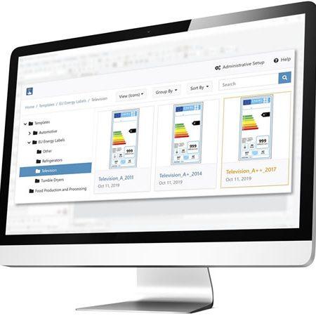 BarTender BTE Edición Enterprise Software de diseño e impresión de etiquetas