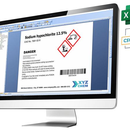 BarTender BTS Edición Starter Software de diseño e impresión de etiquetas