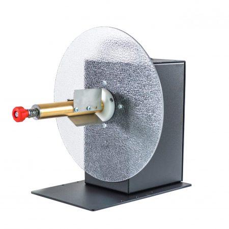 Desbobinador El UCAT-1-1-INCHK autoalimentado etiquetas de hasta 155mm de ancho. Diametro de rollo 220m. Nucleos para núcleos de 24,5mm. Velocidad de la impresora
