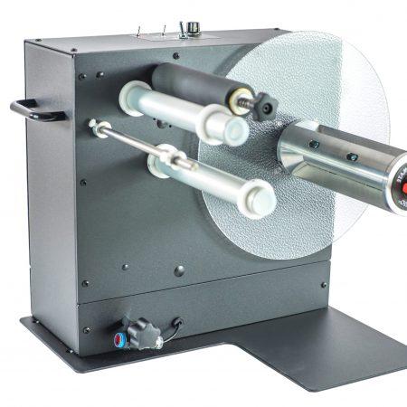 Rebobinador ZCAT-10 Zero Tension Loop es la solución ideal para impresoras de chorro de tinta en color e impresoras de alimentación posterior